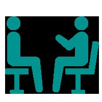 保健指導業務のイメージ